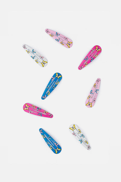 Wing It Hair Clips Set