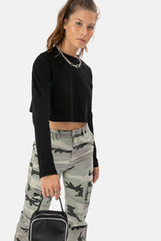 Fairline Crop Top