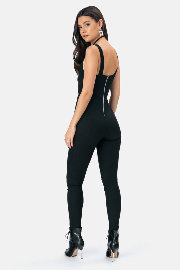 Tyson Cut-Out Jumpsuit