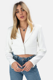 Mabel Cropped Blazer