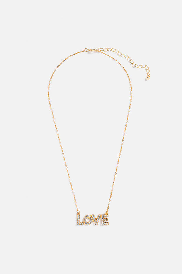 Love-Stoned Necklace