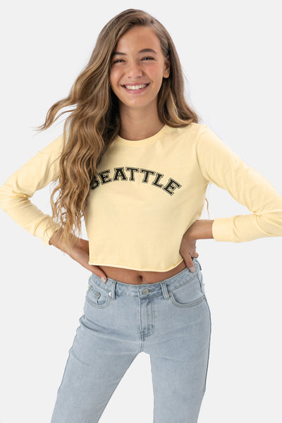 SEATTLE Long Sleeve Top