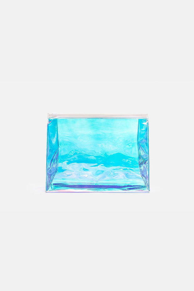 Hologram Chic Cosmetic Bag