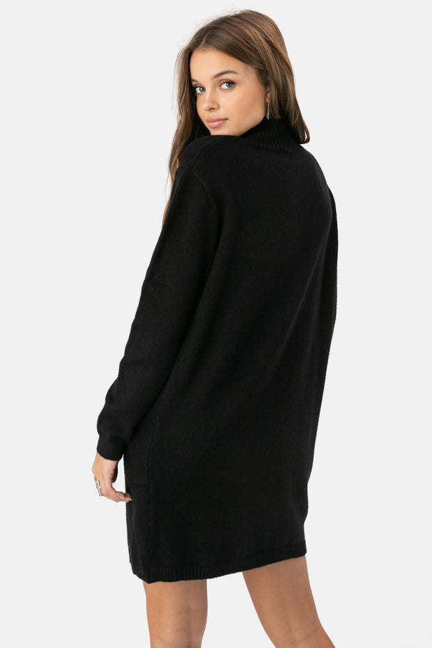 Trenton Turtleneck Dress