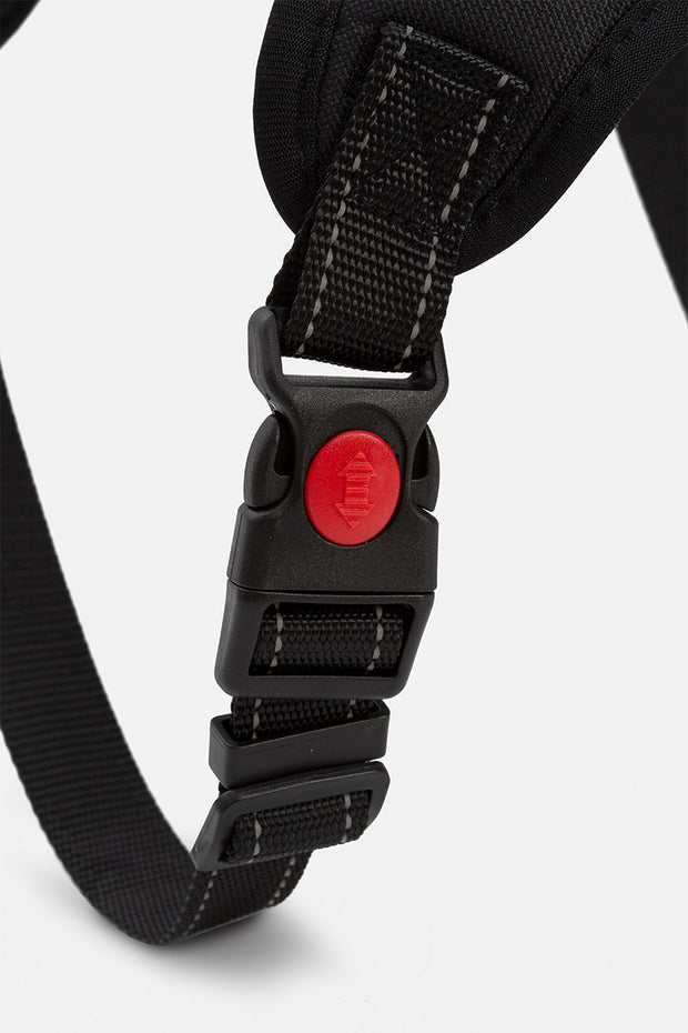 Dog Harness with Carrying Strap