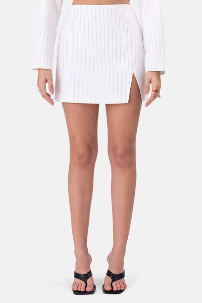 Leeds Tailored Mini Skirt