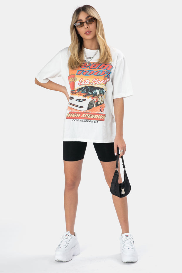 High Speed Oversize Tee