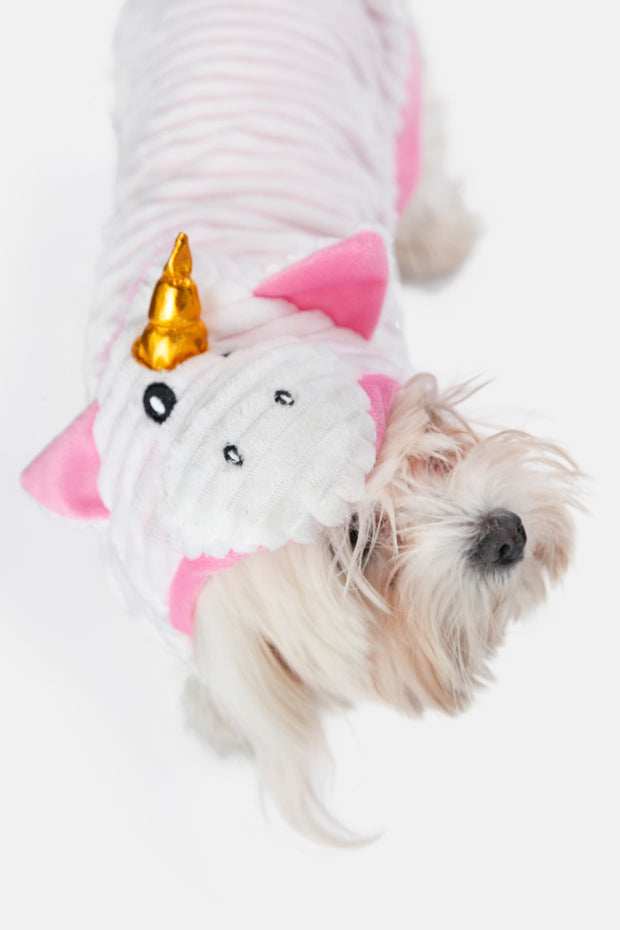Sweet Unicorn Dog Outfit
