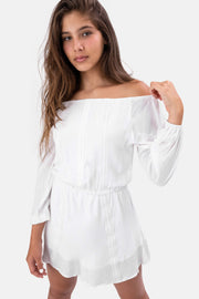 Selena Off-Shoulder Dress
