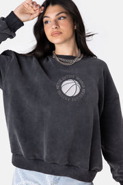 REVOLVES Washed Sweatshirt