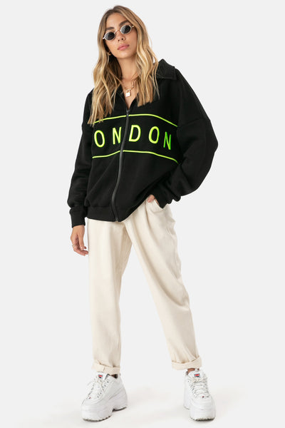 Oversized LONDON Sweatshirt
