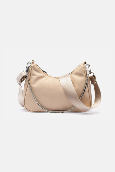 Macaroon Double Strap Bag