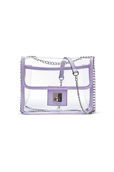 Madson Transparent Bag