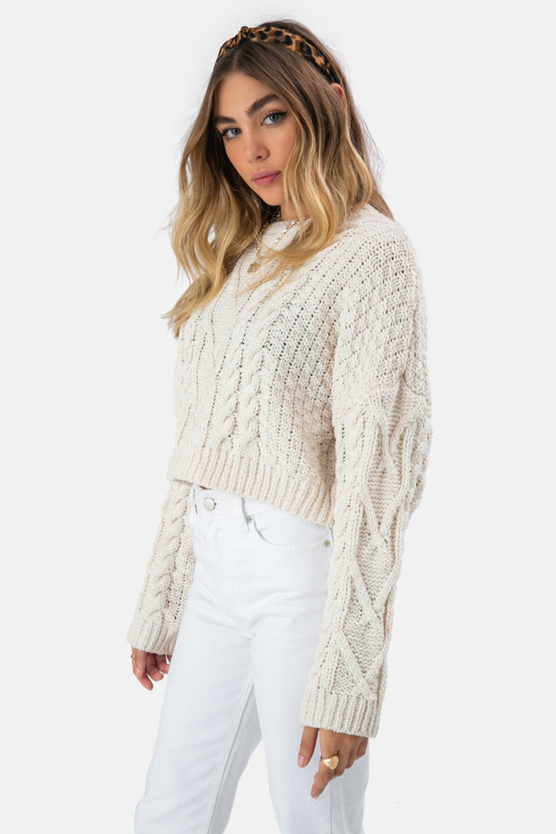 Haroldson Cropped Knit