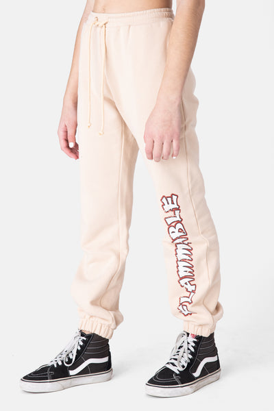 FLAMMABLE Sweatpants