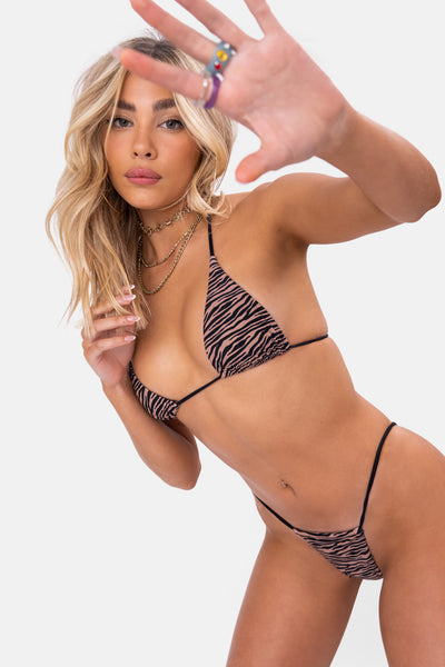 Baskin Triangle Bikini Top