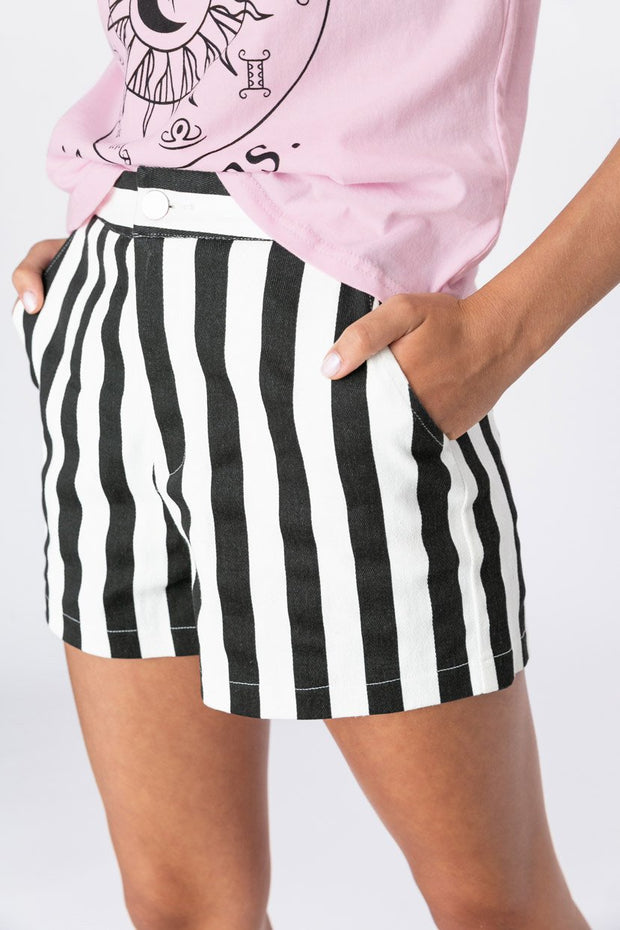 Hammond Striped Shorts