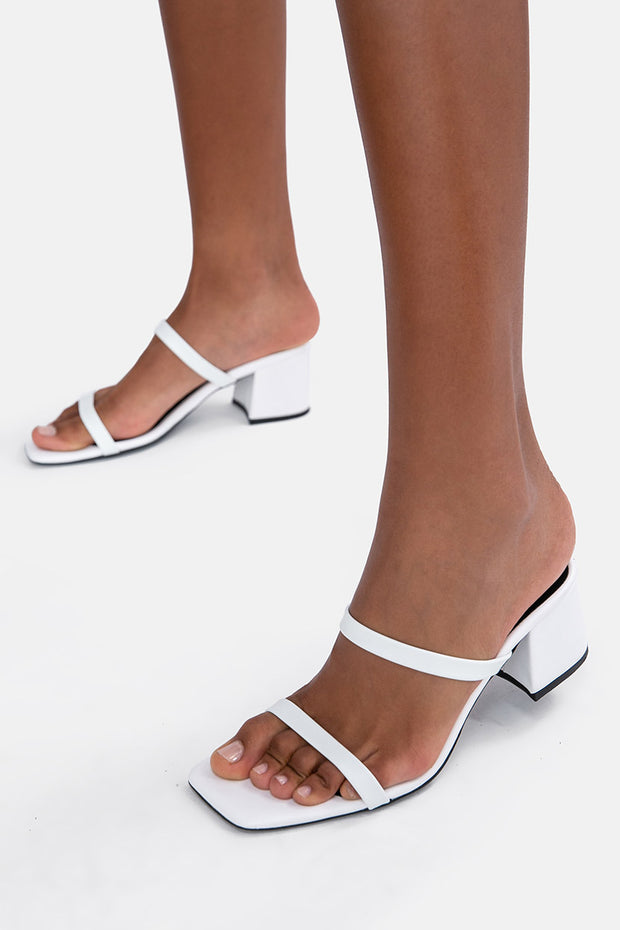 Avery Double Strap Sandals