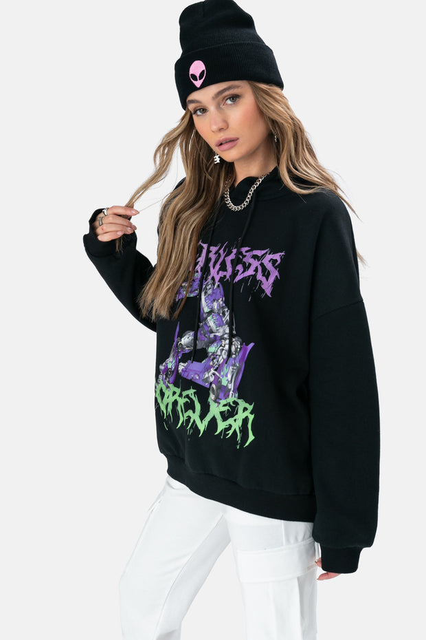 FEARLESS Oversized Hoodie