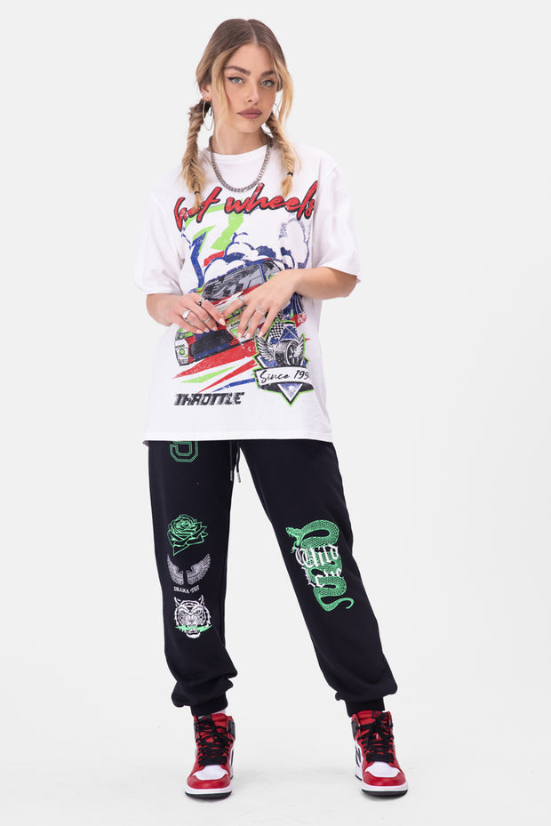 HOT WHEELS Oversize Tee