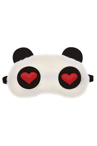 Panda Love Eye Mask