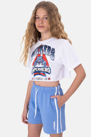 WINNERS Cropped Tee