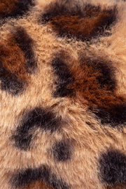 Jaguar Faux Fur Bag