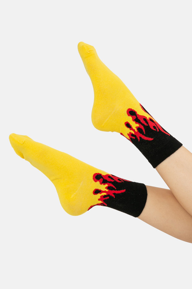 Flamer Socks