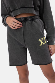 XI Washed Sweat Shorts