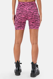 Wildlife Biker Shorts