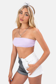 Strapless Bandeau Top