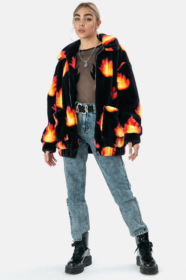 Fired Up Coat