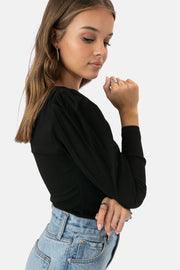 Nelson One-Shoulder Top
