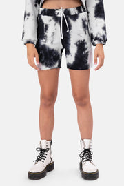 DIFFERENT Tie-Dye Shorts