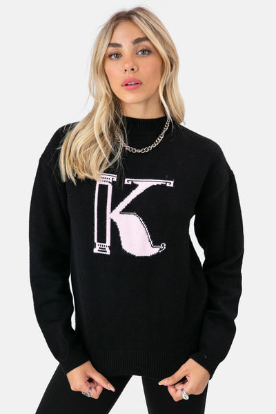 K Knit Sweater