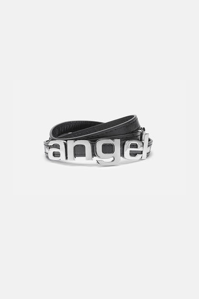 ANGEL Faux Leather Belt