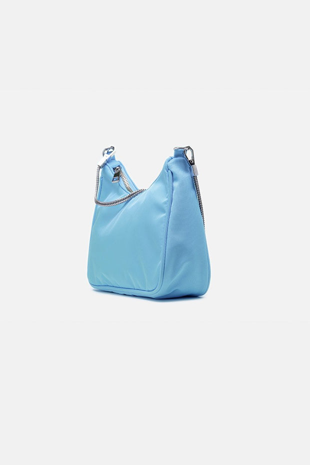 Pinky Nylon Shoulder Bag