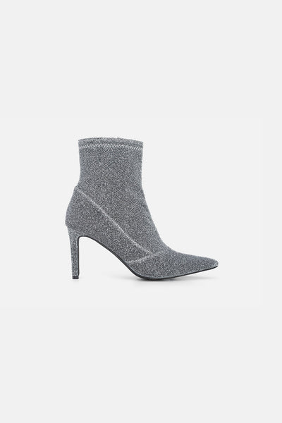 ICE UP Stiletto Sock Booties
