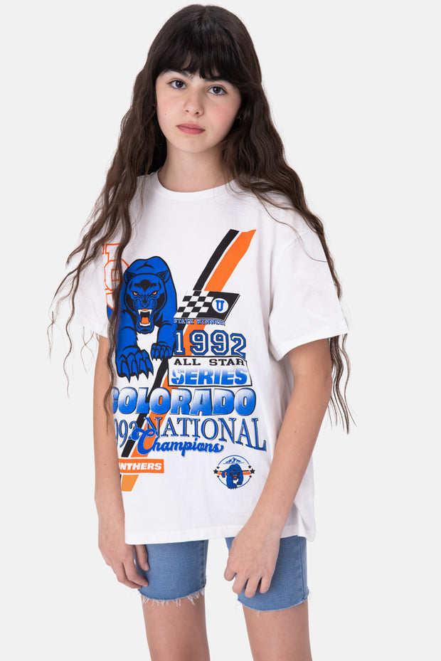 PANTHERS Oversized Tee
