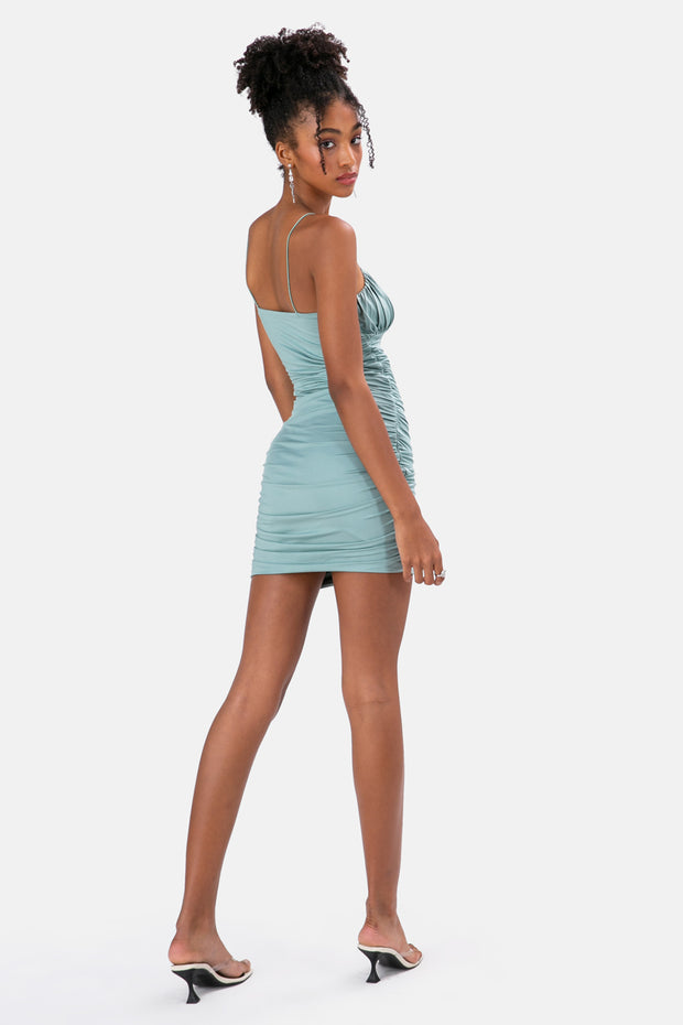Grayson Ruched Dress