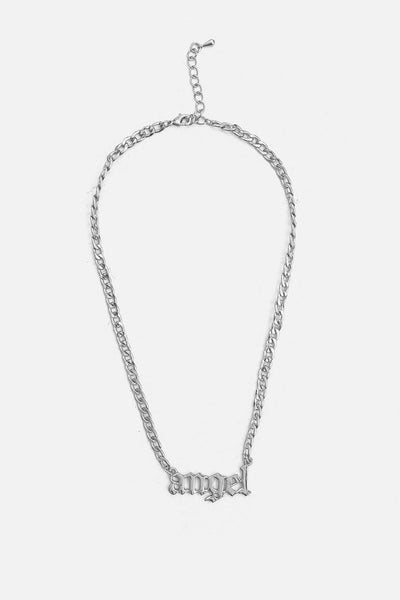 ANGEL Link Chain Necklace