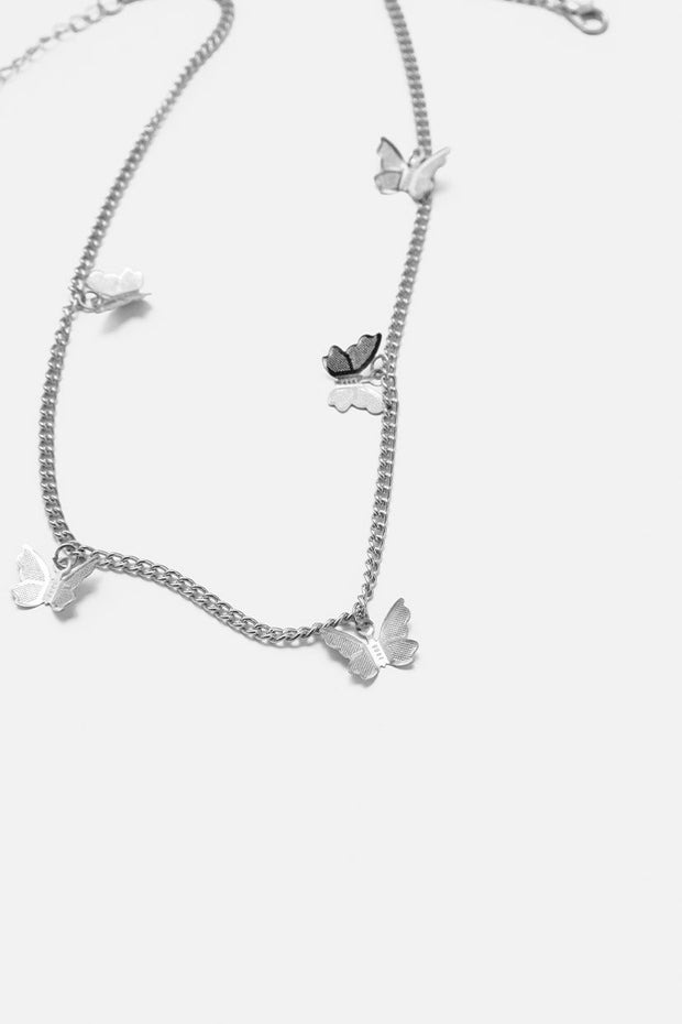 Vibes Butterfly Necklace