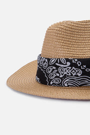 Golden Straw Hat