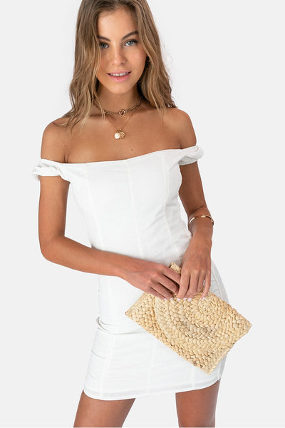 Lucas Off Shoulder Dress