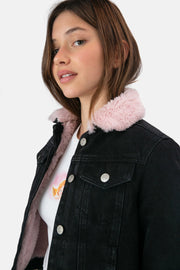 Misty Denim Jacket