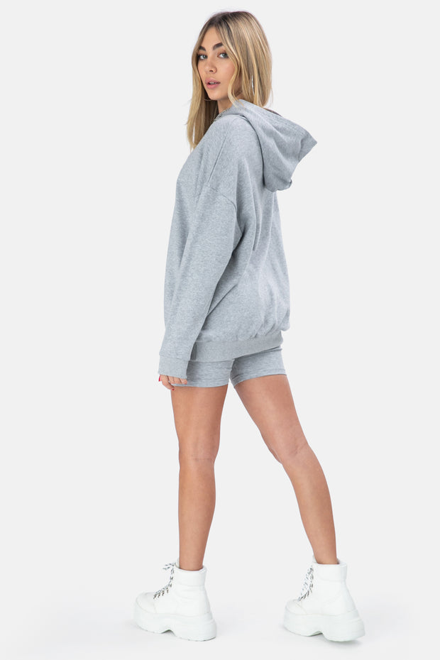 YOUR LIFE Oversized Hoodie