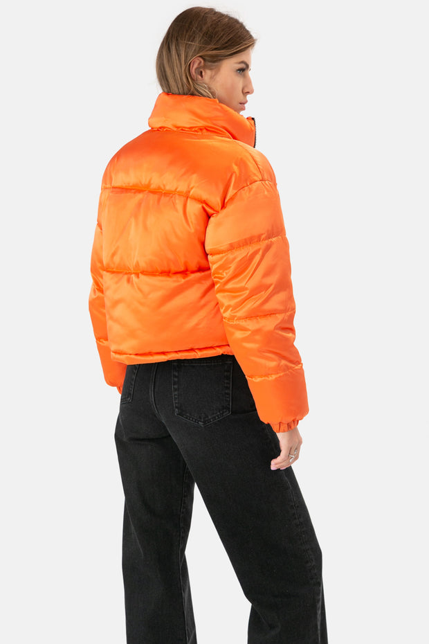 Branson Cropped Puffer Jacket