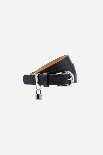 Luca Faux Leather Belt
