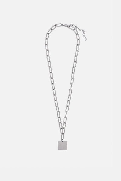 Squares Chain Necklace