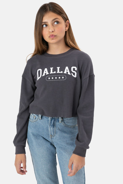 DALLAS Cropped Top